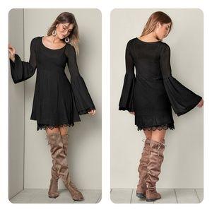 dc775514e VENUS Dresses   Boho Sweater Dress   Poshmark